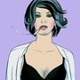 Cigarette Girl #28