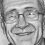 Portrait of Dr. Thomas Ediger by KupaMan
