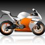 motorbike by Dakuto