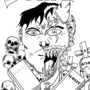 Alan Smoke web comic cover by CAStudioz