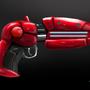 space gun by Kiabugboy
