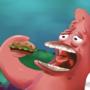 Patrick and the Krabby Patty