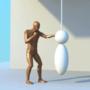Punching 3d Animation Loop by ShadyDingo