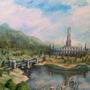Imperial City, Cyrodiil by Ninja1987