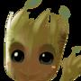 Baby Groot by Ikaros223