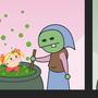 Baba Yaga & Vasilisa Comic #2 by FlamingPlatypus