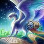 Kuro The Swiflingale by Kayas-Kosmos