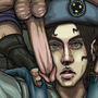 Jill Sandwich (pin-up) by IkuGames