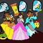 Badass princesses of Pistache by AnonArt