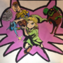 Majoras mask figure drawing by Quetzal890