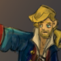 Guybrush Threepwood by BenjaminLefferts