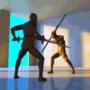 Mini Fight Scene by ShadyDingo