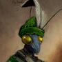 Unexpected Portrait by cocolongo