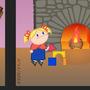 Baba Yaga & Vasilisa Comic #7 by FlamingPlatypus