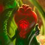 Rose queen's heiress by Horachu