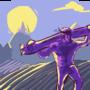 Karate Man by Asperchu