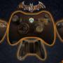 Gotham is on Fire - Custom Xbox 360 Joystick SALE