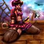 Pirate_Girl by PiratePaka