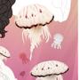 Tsukimi - Princess Jellyfish by pwneropwnage