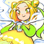 Lemony girl by IrinaEihwaz