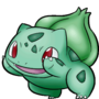 Bulbasaur: HD and Original