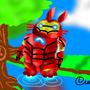 Iron Totoro
