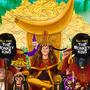 The Monkey King by nahtanojmal