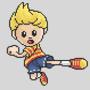 Lucas Sprite by SuperPhil64