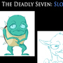 Deadly Seven: Sloth by Zingoo