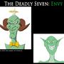 Deadly Seven: Envy by Zingoo
