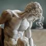 Dying Gladiator Study by Zingoo