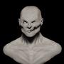 Zombie Sculpt by GGTFIM