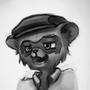 Kibbles doodles by 123mine123