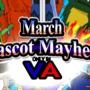 March Mascot Mayhem! by Patronium20