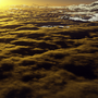 Sun Over Clouds by RNNR