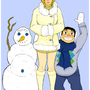 Fatty The Snowman