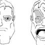 Face by Hampelinen