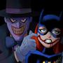 Batgirl Cover Parody-Batman Animated Series