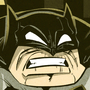 TDKR Batman by geogant