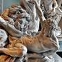 Milo of Croton painting study