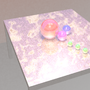 Gloss Table Concept Render by OneWhoListens