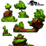 Sprites research for Peppu by Pankapu