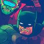 DK vs Mutant People by Bassomen