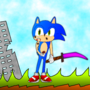 Sonic won't give up! by sonicguy322