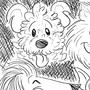 I draw dogs. by ArtByMaranda