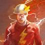 The Flash by YakovlevArt