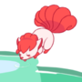 Dry Vulpix by Diives