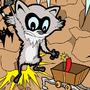 Coon's Escape - game box art