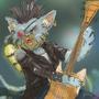 Speedpaint- Rockin' Kat by DrawingWithArthuz