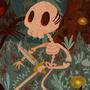 Spooky Ghosty by odditiesbyangela
